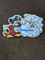 Disney Pin Trading DLP Disneyland Paris Sorcerer Mickey Pin