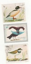 Birds Used Middle Eastern Stamps