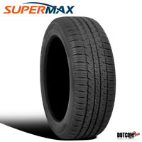 1 X New Supermax TM-1 225/45R17 91V Quiet All-Season Performance Tire