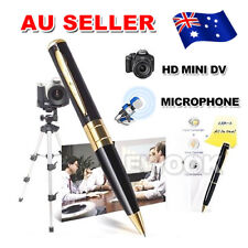 HD USB Mini Hidden Camera Pen DV Audio Video Recorder Security DVR No Spy