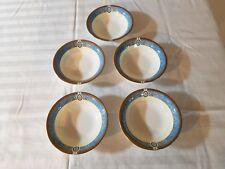 Wedgwood Madeleine Cereal Bowls set of 5