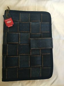 Harveys Seatbelt Tablet Cover - blue jean - new with no tags