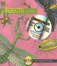 Insects (Dover Pictura Electronic Clip Art) by Alan Weller