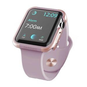Defence Edge Alu TPU Bumper Frame Case for Apple Watch 6/SE/5/4 40/44mm