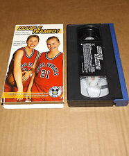 Double Teamed (VHS, 2002) DISNEY CHANNEL ORIGINAL MOVIE non-rental