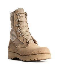 BOOT CAMPAIGN BRANDED ALTAMA 5855 MENS 6 COMBAT DESERT TAN NYLON/SUEDE BOOTS NEW