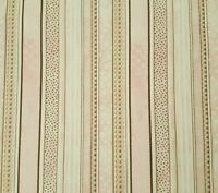 Baby Bella BTY Michele D'Amore Marcus Brothers Brown Pink Ivory Stripe Girl