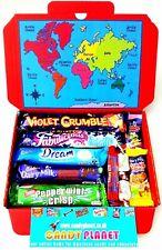 Australian & New Zealand Barre de Chocolat Bonbons Lolly boîte de sélection CAND...