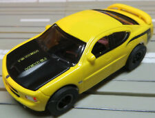 For H0 Slotcar Racing Model Railway - Dodge Charger Boxed