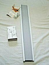 "Levolor Room Darkening Cellular Fabric Blinds 23"" W x 72"" L New"