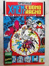 SPECIALE EVOLUTIONARY WAR 1  X-MEN E L'UOMO RAGNO - STAR COMICS  PIU' CHE OTTIMO