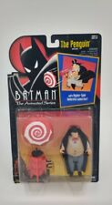 The Penguin Batman The Animated Series Action figure Kenner 1992 MOC