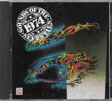 TIME-LIFE Sounds Of The Seventies: 1974 CD (Elton John, Billy Swan, Bad Company)
