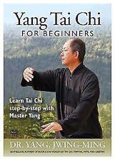 Yang Tai Chi for Beginners DVD UK Fast