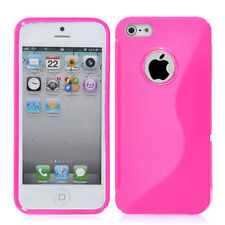 New S-Line Silicone Gel Cases cover For Apple iPhone 5S,5C and 4,4S