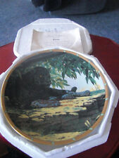 """Lenox Collections Plate """"Siesta"""""""