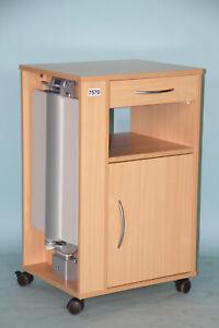 Stiegelmeyer Arminius Nachttisch Krankentisch Betttisch Pflegetisch #7570