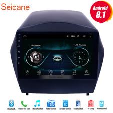 "9""Android 8.1 2din Car Radio For 2009-2015 Hyundai IX35 GPS Multimedia Player"