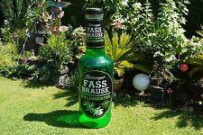 Bitburger Fass Brause Riesenflasche - Party Deko-aufblasbare Flasche -1,50 m