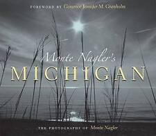 NEW Monte Nagler's Michigan by Monte Nagler