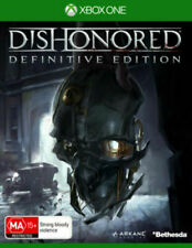 Dishonored Definitive Edition Xbox One Aus Game