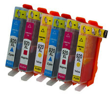 6 cartucce HP AS-920XL Colore per OFFICEJET  6000 6500 A Officejet 7000 7500 A