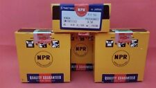 81.5MM NPR JAPAN PISTON RINGS Oversize CIVIC ACURA INTEGRA B16A B18B B18C