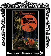 1924 Dennison's Bogie Book (Dennisons Halloween)
