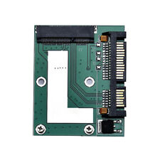 30mm X 50mm Size Quick mSATA SSD To 2.5Inch SATA 6.0 Gps Adapter Converter Card