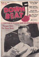 Down Beat Mag Flanagan Rates Dance Bands October 21, 1953 101219nonr