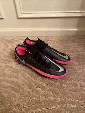 New listing Nike Phantom GT Elite FG Black Pink ACC Men's Size 8.5 Soccer Cleats CK8439-007