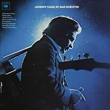 Johnny CASH-AT SAN QUENTIN VINILE LP NUOVO