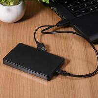 USB3.0 1 TB Hi-Speed External Hard Drives Portable Desktop M Hard R4Y5 Disk K1V9