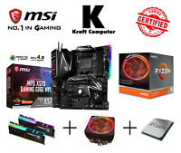 PC Bundle AMD Ryzen 9 3900X (12x3,8GHz) +MSI X570 GAMING EDGE +32GB DDR4 3200MHz