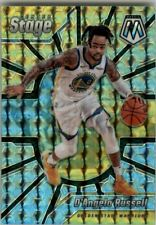 2019-20 Panini Mosaic Center Stage #12 D'Angelo Russell