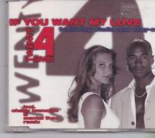 Twenty 4 Seven-If You Want My Love cd maxi single