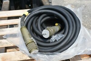 MILITARY GENERATOR POWER CABLE 60AMP 100 FT CABLE NEW