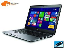 """HP Elitebook 840 G2 14"""" Intel i7-5600U 2.60GHz 8GB RAM 256GB SSD AMD R7 M260X Wi"""