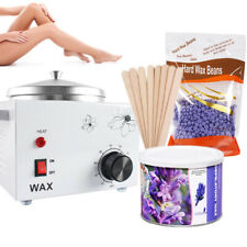 Single Pot Depilatory Wax Warmer Machine Paraffin Heater SPA Hair Removal Tool