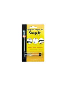 Snap it Eyeglasses Sunglasses Repair Kit Universal Screws and Screwdrivers