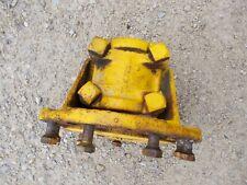 Massey Harris 33 Tractor Mh Axle Hub Square Bolts 9 Bolt Press Steel Rim