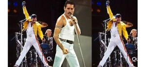 PERSONALISED FREDDIE MERCURY QUEEN  MUG ADD TEXT NO EXTRA COST IDEAL PRESENT