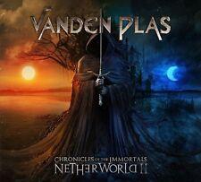 VANDEN PLAS - CHRONICLES OF THE IMMORTALS: NETHERWORLD II  CD NEUF