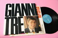 MORANDI LP GIANNI 3 ORIGINALE 1966 EX EDIZIONE CON LABEL NERA E CARTOLINA
