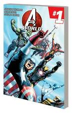 Avengers World by Hickman, Spencer & Caselli Vol 1 & 2 TPBs Marvel Comics