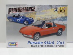 1:25 Porsche 914/6 2 in 1 Revell 85-4378