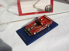 Alfa Romeo 33.3 SC Turbo #3 Monza 1977 Arturo Merzario 1/43 M4 limitee 1/1998