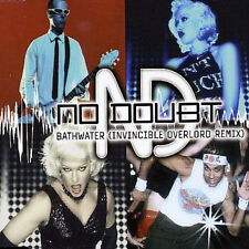 Bathwater No Doubt MUSIC CD