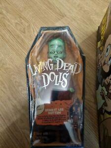 Living Dead Dolls Ernest Lee Rotten  Series 32 MIP 2015 Mezco Toyz