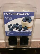 Home inspirations by Yankee Candle Wax Melts Blueberry Cheesecake